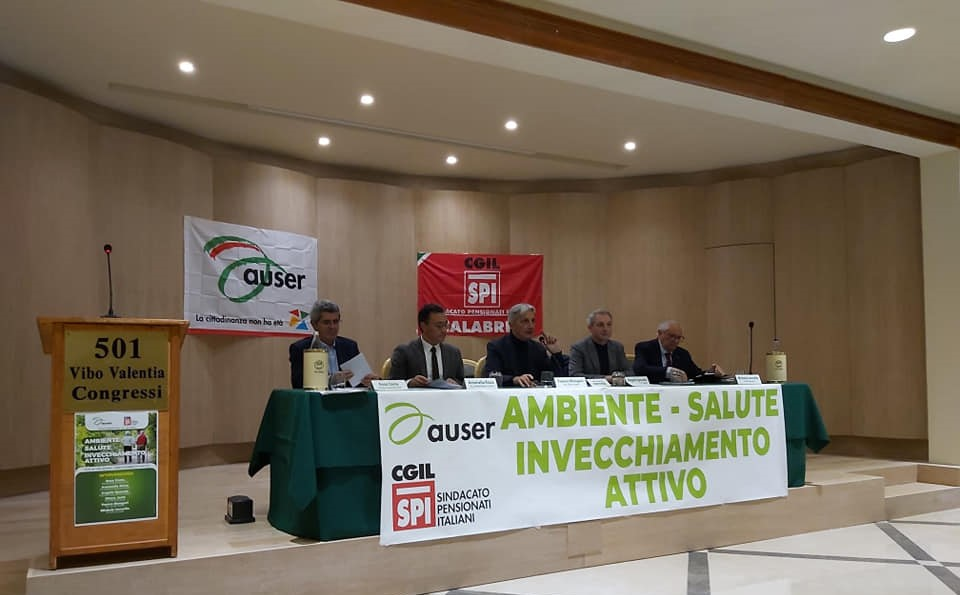 Auser Calabria: online il sito web dell'Associazione di Volontariato